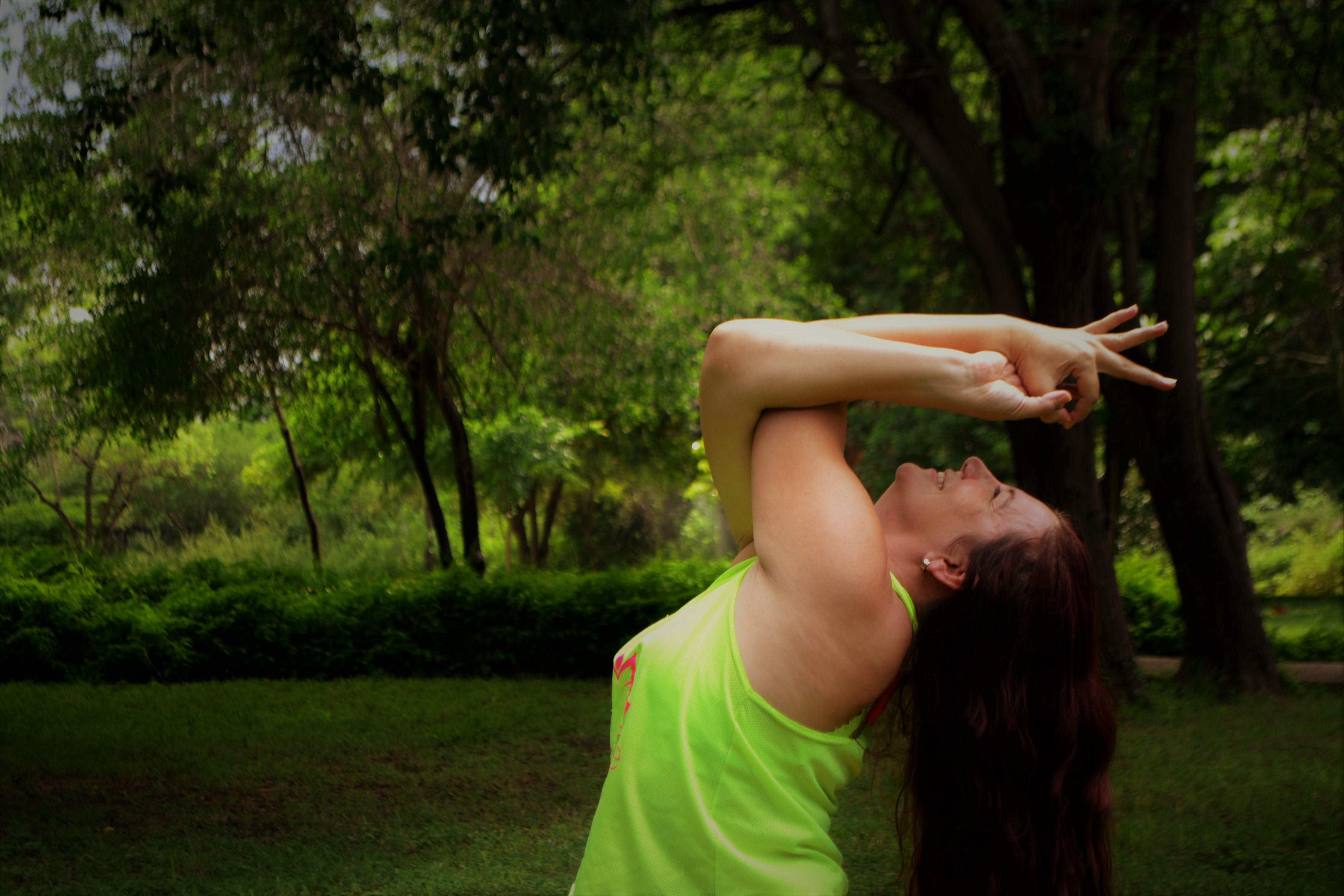 Mi feminidad a través del yoga